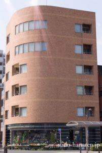 株式会社須藤花店 本社ビル(JR新小岩駅北口より徒歩3分)