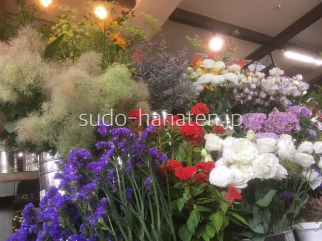 新小岩 須藤花店7月