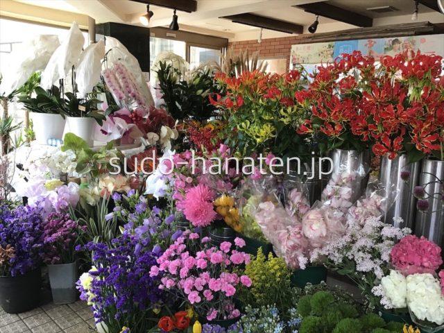 須藤花店4月